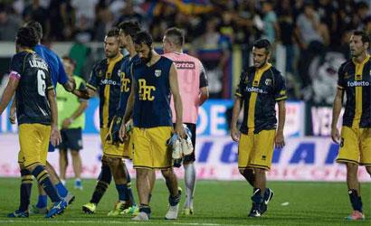CLAMOROSO ANSA – Domani la FIGC può chiedere la retrocessione in B di Parma e Chievo!