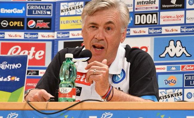 Prima amichevole del Napoli, doppio esperimento di Ancelotti. Ruiz strappa applausi