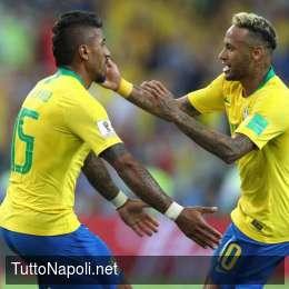 UFFICIALE – Paulinho lascia il Barça e torna in Cina da Cannavaro: ingaggio stellare per il brasiliano