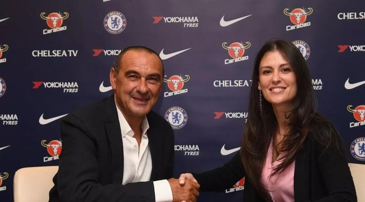 Ufficiale Sarri al Chelsea: contratto triennale