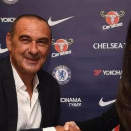 """Chelsea, Marina Granovskaia accoglie Sarri: """"Al Napoli ha impressionato tutti! Non vedo l'ora porti la sua filosofia da noi"""""""