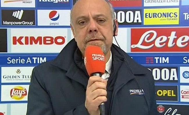 """De Maggio: """"C'è una grande novità nel Napoli, cresce la curiosità. Ancelotti mi ha chiesto…"""""""
