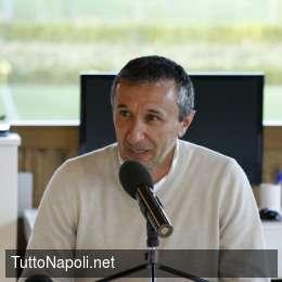 """Hamsik alla Pirlo, Fusi analizza: """"Ancelotti dovrà capire quanto perderà in realizzazioni"""""""