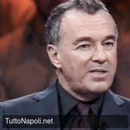 """Pistocchi: """"Perdita di Sarri grave per il calcio italiano. Hamsik regista non mi convince, prenderei Lobotka"""""""