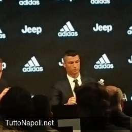 """Ronaldo si presenta: """"Giocare in Italia non è facile, ma l'età non conta! Ancelotti? Mi ha aiutato molto, quando ci incontreremo…"""""""