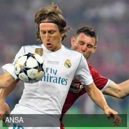 Inter-Modric, Real pronto al rinnovo per convincerlo a restare. Oggi il vertice
