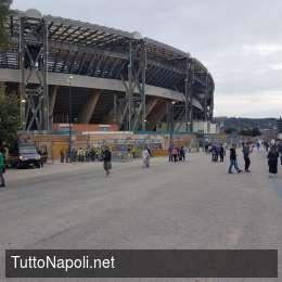 Niente abbonamenti, il Napoli temeva anche problemi legali: Comune può chiudere settori senza preavviso