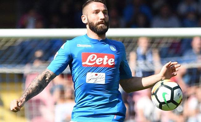 REPUBBLICA – Il Napoli chiede otto milioni per Tonelli, controproposta della Sampdoria