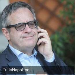 """Padovan devasta ancora il mercato del Napoli: """"Velleitario, provinciale, livoroso. Non capisco Ancelotti"""""""