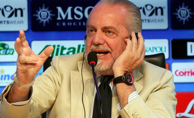 """De Laurentiis lavora al futuro e vuole """"blindare"""" il suo Napoli, tre importanti notizie in arrivo"""