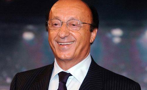 """Sentite Moggi: """"CR7 osannato come un Dio, calcio italiano in crisi! Sapete perchè accade?"""""""