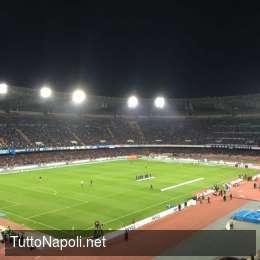 Esame europeo per il San Paolo: si punta a superare i 37mila spettatori della sfida al Liverpool