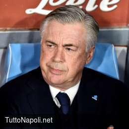 Ancelotti parlerà in conferenza domani alle 12.30: svelato l'azzurro che sarà al suo fianco