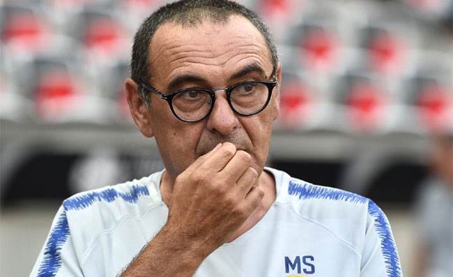 """De Maggio: """"Un uccellino mi ha svelato la prossima squadra di Sarri, Moggi dice altro"""""""