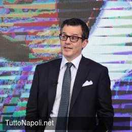 """Pedullà: """"Icardi? Il problema del Napoli non sono gli attaccanti! Ci sono due intoccabili, prenderei un grande esterno…"""""""