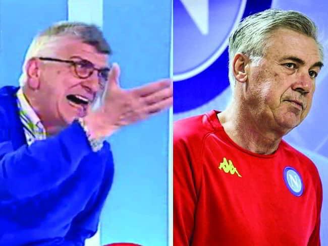"""Fedele: """"Ancelotti? gli avrei dato 0. ADL lasci perdere Icardi e prenda un mediano forte"""""""