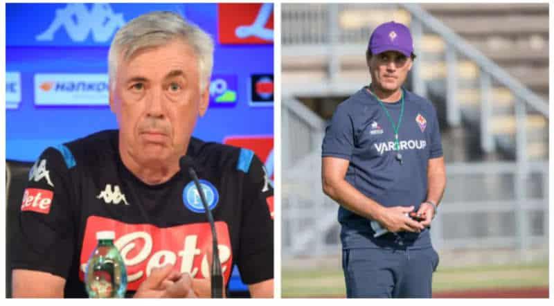Fiorentina-Napoli, formazioni ufficiali. Tocca a Mertens e Mario Rui. Milik out
