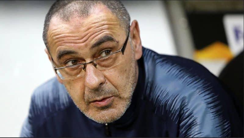 Juve-Napoli, Sarri non sarà in panchina. Arriva il comunicato ufficiale