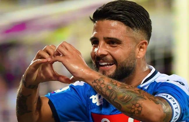 """Video. Napoli, Insigne: """"Crediamo allo scudetto. Sarri avversario. Ancelotti ci ripete sempre una cosa…"""""""