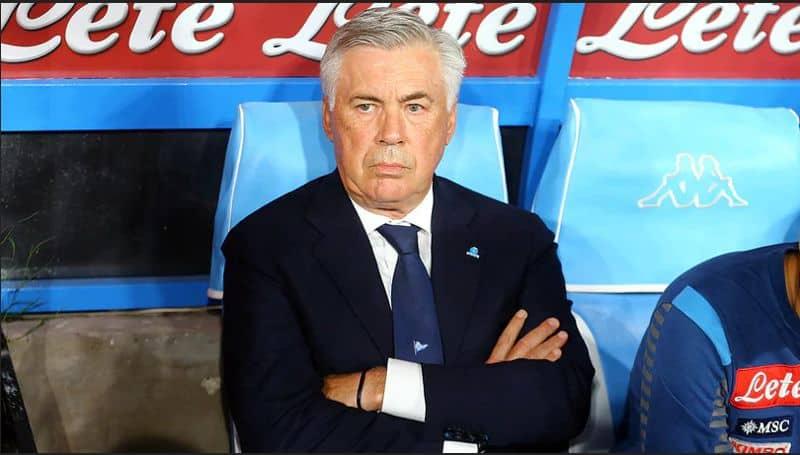 """Ancelotti: """"sconfitta immeritata, ci siamo sbilanciati per una protesta. Vi dico una cosa su Lozano"""""""