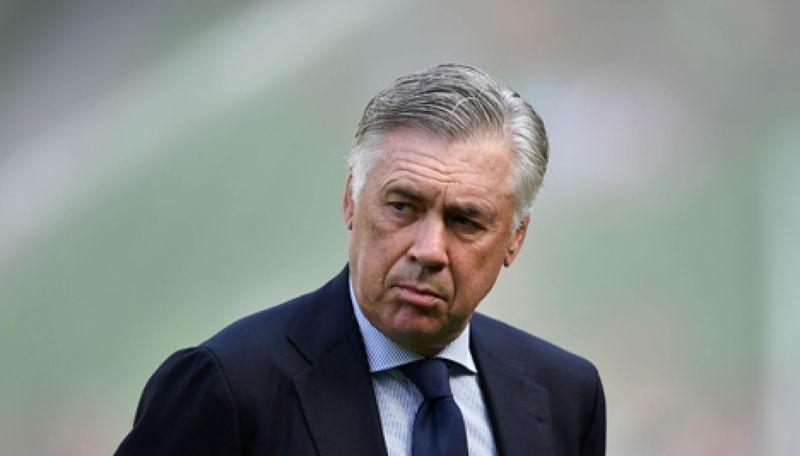 """Ancelotti: """" Ecco la verità su Icardi e James. Giusto sospendere la gara per cori razzisti"""""""