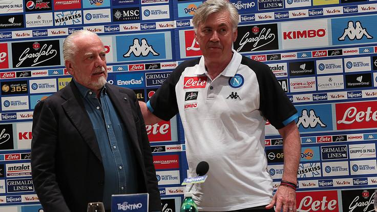 """Ass.Borrierllo: """"Il Napoli ha fatto girare immagini vecchie. Ancelotti si è travestito. ADL paghi le tasse"""""""