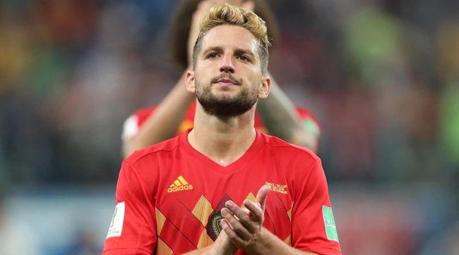 """Belgio, Mertens: """"il mio futuro è a Napoli, sconfitta con la Juve dura da digerire…"""""""