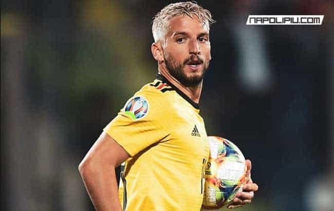 """Corriere. Napoli, senti Mertens: """"vogliamo lo scudetto, Llorente forte, il mio futuro è azzurro"""""""