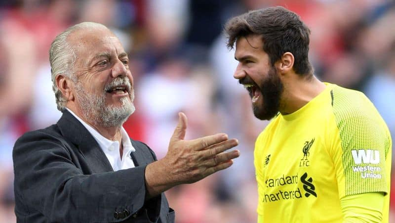 """De Laurentiis: """"Temo il Liverpool. Non capisco il gioco al massacro del tifosi del Napoli"""""""