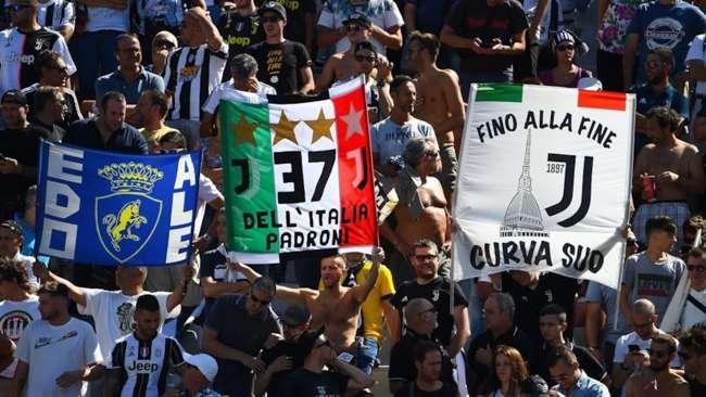 """Gazzetta. """"Gli ultras napoletani della Juve contro Tradizione: """"Mo ce ripigliamm' tutt' chell che è 'o nuost"""""""