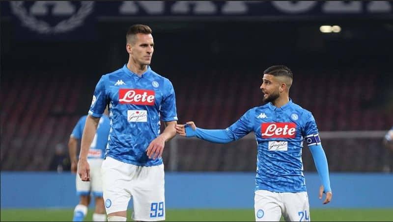 Gazzetta. Napoli, Insigne e Milik niente Sampdoria. In forse anche Lozano