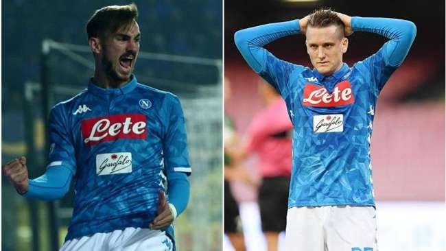 Il Napoli prepara i rinnovi di Fabian e Zielinski. ADL ha detto no  alle offerte