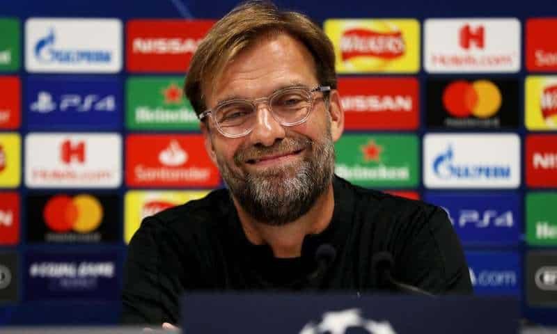 """Klopp in conferenza si arrende al Napoli: """"Non è possibile dominarli sono fortissimi"""""""