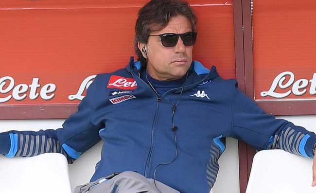La Roma può soffiare un calciatore al Napoli. Giuntoli e Burdisso di cosa hanno parlato?