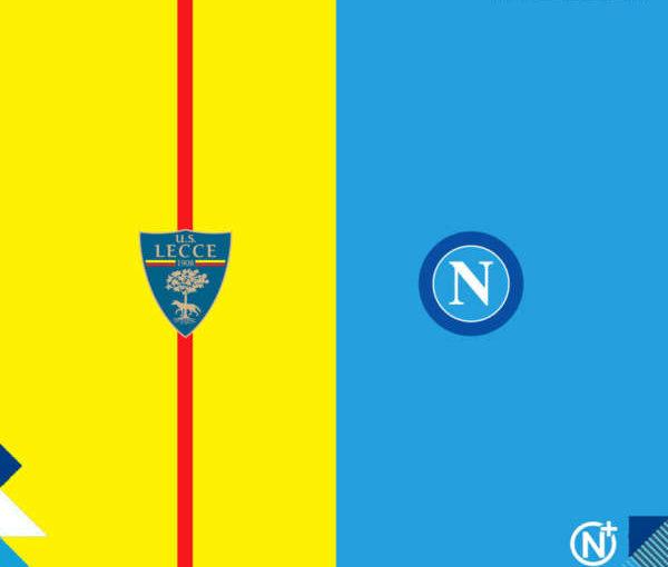 Lecce-Napoli Formazioni ufficiali. Ancelotti schiera Milik con Llorente e Insigne