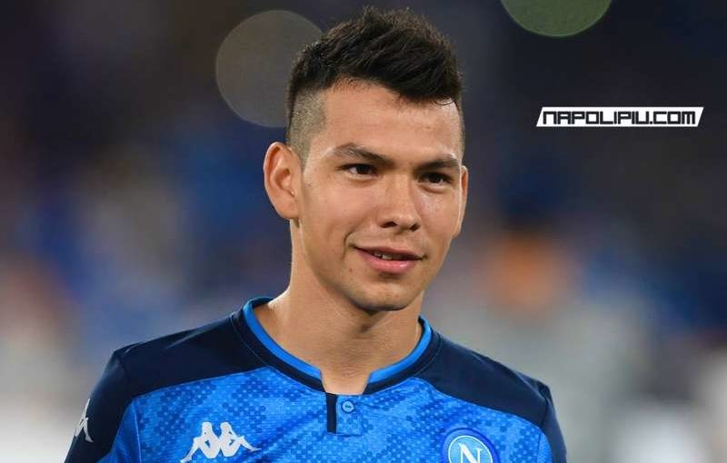 """Lozano: """"Psg? ho scelto Napoli perché c'è Ancelotti. Il mio idolo è Maradona, lo studio in tv!"""