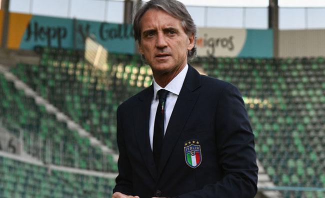 """Mancini: """"per la nazionale voglio lo stesso spirito offensivo del Napoli. Di Lorenzo  sarà convocato"""