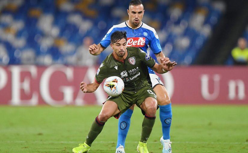 Napoli, out Maksimovic: solo terapie