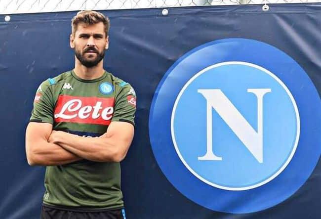 Napoli, presentata la lista Champions. Lorente c'è, out Tonelli