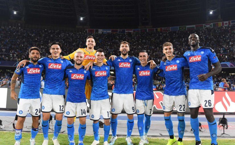 Napoli, serata da Ancelotti