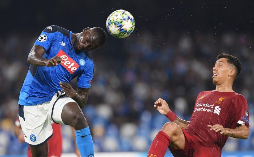 Pagelle Napoli, i cinque migliori contro il Liverpool