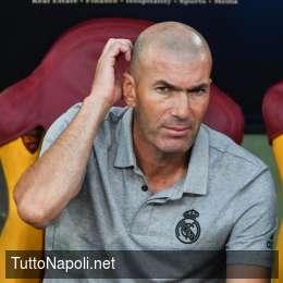 Real Madrid, già traballa la panchina di Zidane: spunta un ex blancos