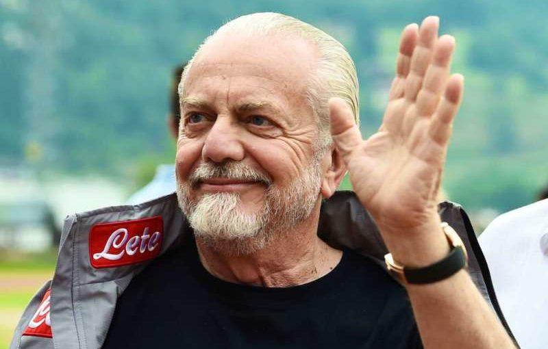 Ufficiale, De Laurentiis pagherà gli arretrati al comune per il San Paolo. Il Club vuole anche migliorare l'impianto.