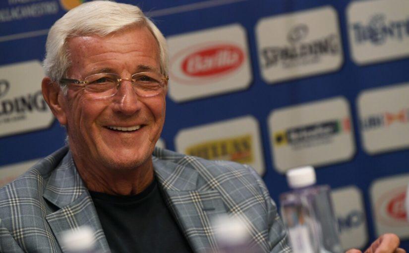"""Lippi: """"L'Italia è sulla buona strada. Champions? Napoli e Juve si faranno rispettare"""""""