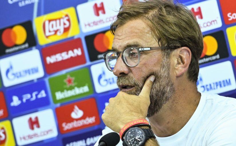 """Liverpool, Klopp: """"Non è possibile dominare sul Napoli"""""""