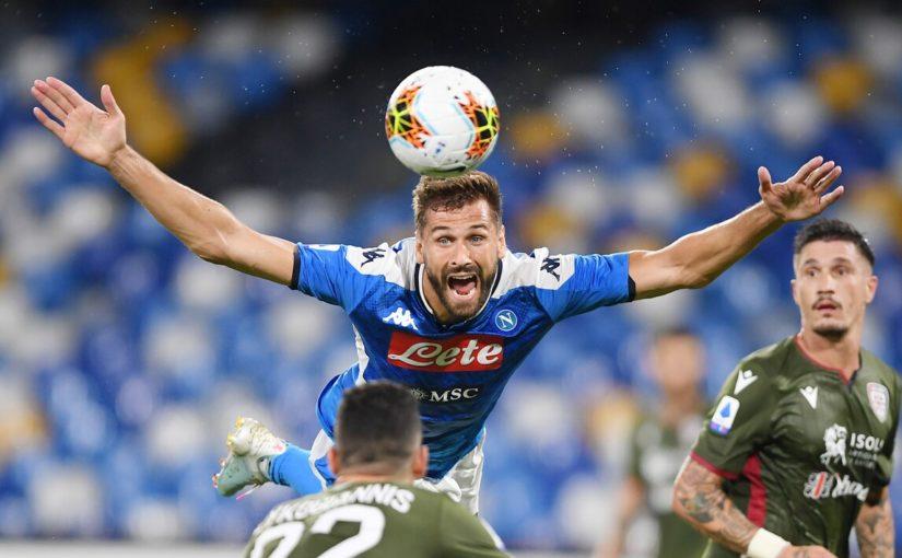 """Llorente: """"Amore a prima vista con Napoli. Crediamo nello scudetto"""""""