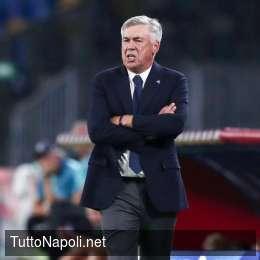"""Serena: """"Ancelotti conosce perfettamente la Champions, ora il Napoli è pronto al salto"""""""