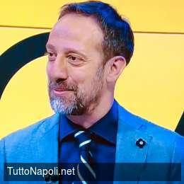 """Sky, Marchetti: """"Il Napoli può dar fastidio ed essere la mina vagante in Champions"""""""