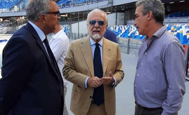 """Somma: """"Al Napoli mancano due cose per essere una big d'Europa. Quando De Laurentiis…"""""""