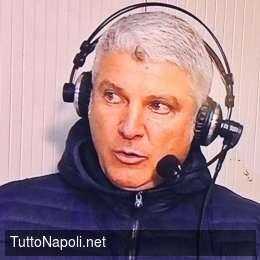 """Somma: """"Al Napoli mancano due tasselli per essere una big europea. Lecce? Non farei turnover…"""""""